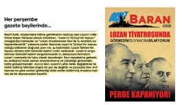 Baran Dergisi'nin 713. Sayısı...