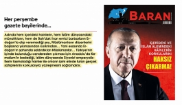 Baran Dergisi'nin 714. Sayısı...