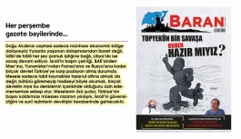 Baran Dergisi'nin 712. Sayısı...